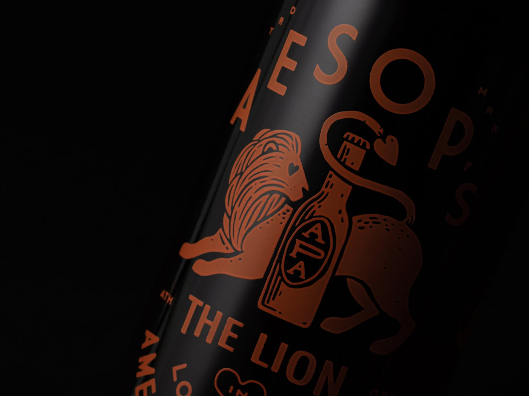 AESOP'S new fresh handcrafted beer (By AGORA)