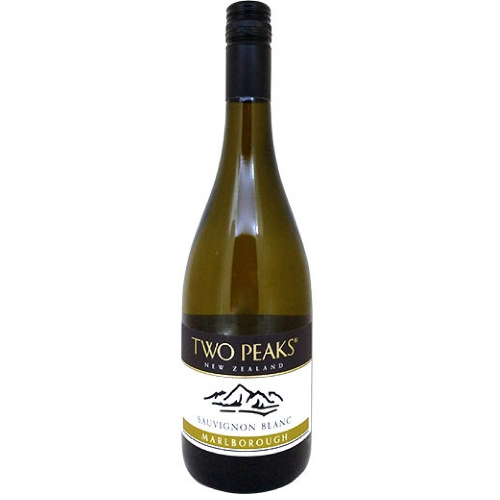 Two Peaks , New Zealand - Sauvignon Blanc100%